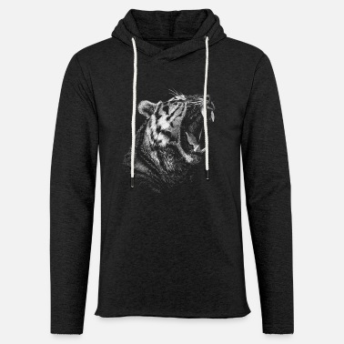 Tiger Tiger - Light Unisex Sweatshirt Hoodie