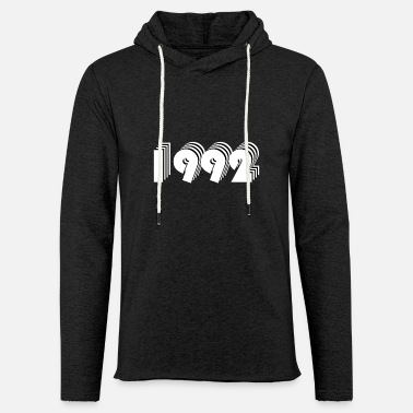 Year Of Birth 1992 year of birth - Light Unisex Sweatshirt Hoodie