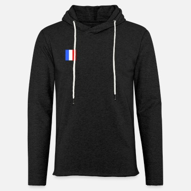 French Flag French flag - Light Unisex Sweatshirt Hoodie