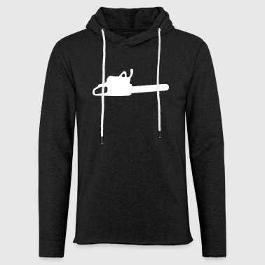 Chainsaw - Light Unisex Sweatshirt Hoodie