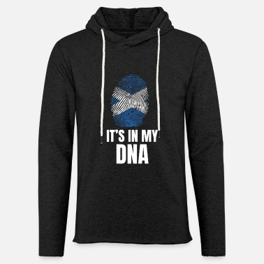 Heritage It's In My DNA Proud To Be From Scotland Gift - Unisex Sweatshirt Hoodie