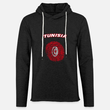 Tunisia Tunisia - Light Unisex Sweatshirt Hoodie