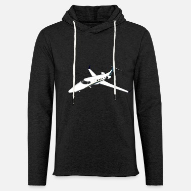 Jet Private Jet Airplane Jet Jet - Light Unisex Sweatshirt Hoodie