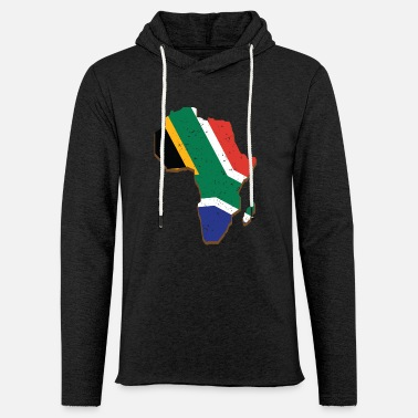 South Africa South Africa - Light Unisex Sweatshirt Hoodie