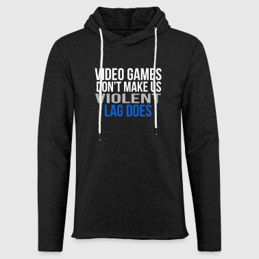 video games - Light Unisex Sweatshirt Hoodie