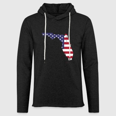 Florida USA - Light Unisex Sweatshirt Hoodie
