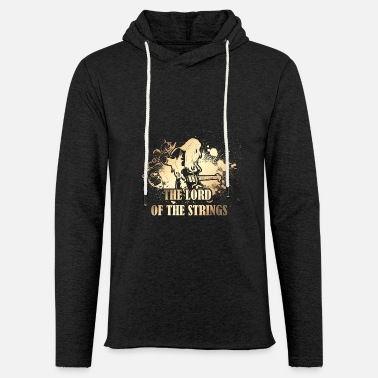 Strings The lord of the strings - Unisex Sweatshirt Hoodie