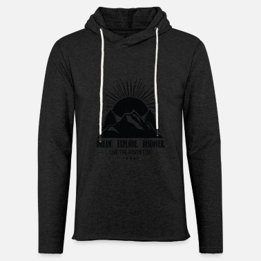Mountains Mountain - Unisex Sweatshirt Hoodie