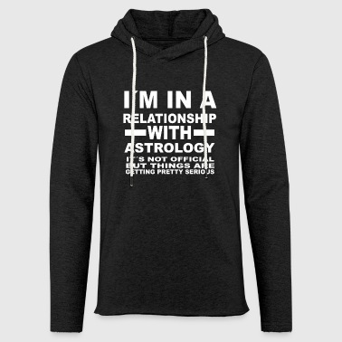 Astrology relationship with ASTROLOGY - Light Unisex Sweatshirt Hoodie