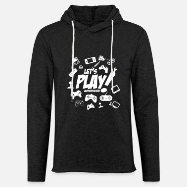Let's play motherfucker - Unisex Sweatshirt Hoodie