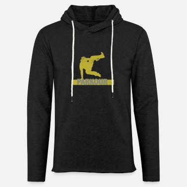 Parkour Parkour - Light Unisex Sweatshirt Hoodie