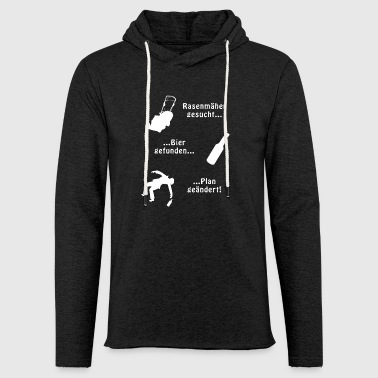 Lawn mowers wanted ... - Light Unisex Sweatshirt Hoodie
