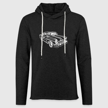 Chevy Chevy Cadilac / Muscle Car 02_white - Light Unisex Sweatshirt Hoodie
