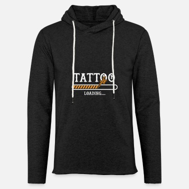 Tatoo Tattoo Laden - Ink up - Heden - getatoeëerd - Unisex sweatshirt hoodie