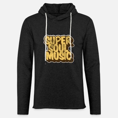 Black Music Soul Musik Black Music Jazz - Unisex Kapuzen-Sweatshirt