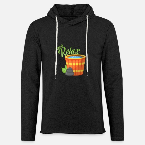 Bless You Hoodies & Sweatshirts - recreation - Unisex Sweatshirt Hoodie charcoal grey