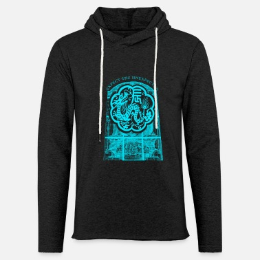 Mythical Beast The mythical beast dragon head monster creature - Unisex Sweatshirt Hoodie