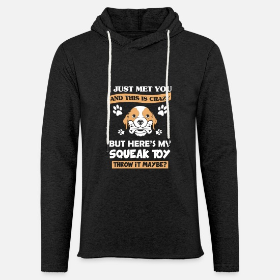 Retriever Hoodies & Sweatshirts - Retriever dog - Unisex Sweatshirt Hoodie charcoal grey