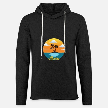 Accra Accra dream vacation and holiday - Unisex Sweatshirt Hoodie