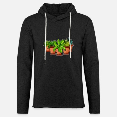 Plant-grounds plants - Unisex Sweatshirt Hoodie