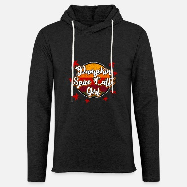 Halloweenforkids I am a pumpkin spice latte girl - Unisex Sweatshirt Hoodie