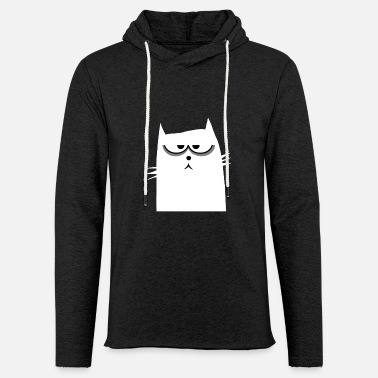 Grumpy Cat Grumpy cat - Light Unisex Sweatshirt Hoodie