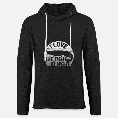 Fight Welsangeln | Waller | Fight | Kampf - Unisex Kapuzen-Sweatshirt