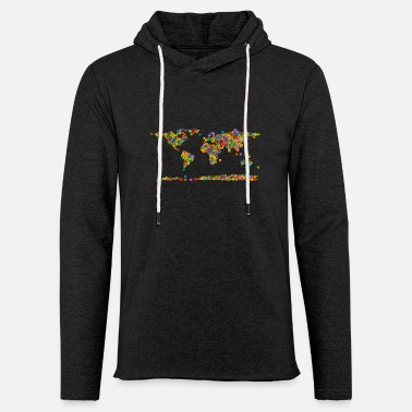 animals - Light Unisex Sweatshirt Hoodie