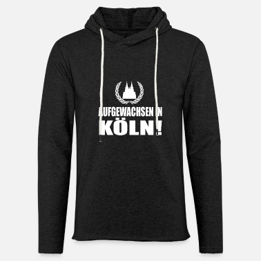 Cologne Cologne - Light Unisex Sweatshirt Hoodie