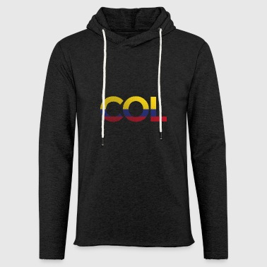 Colombia Colombia - Lichte hoodie unisex
