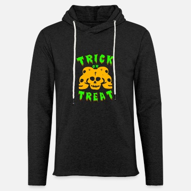 Trick Or Treat Trick or treating! Trick or treat! - Unisex Sweatshirt Hoodie