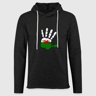 Wales Welsh Celts gift - Light Unisex Sweatshirt Hoodie