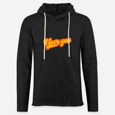 i love you love you happy happy - Unisex Sweatshirt Hoodie