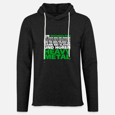Heavy Metal Heavy Metal - Unisex Kapuzen-Sweatshirt