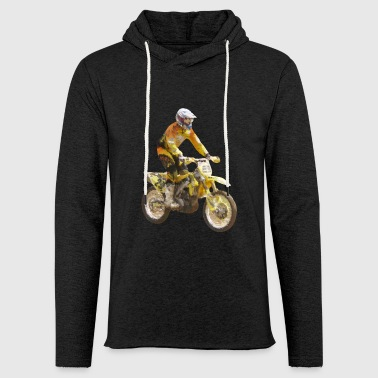 mx watercolour - Light Unisex Sweatshirt Hoodie