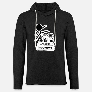Street Dance Dancing - Light Unisex Sweatshirt Hoodie