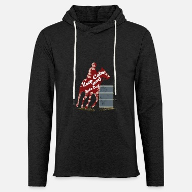 Saddle In the saddle - Light Unisex Sweatshirt Hoodie