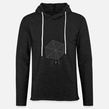 Net Net with spider - Unisex Sweatshirt Hoodie