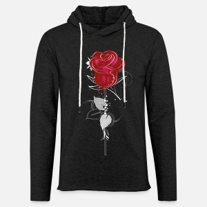 Un Dessin D Une Rose Rouge De Namo Spreadshirt