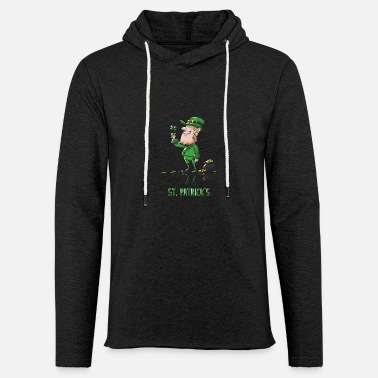 Irland St. Patricks Day Pot of Gold Irish Leprechaun - Unisex Kapuzen-Sweatshirt