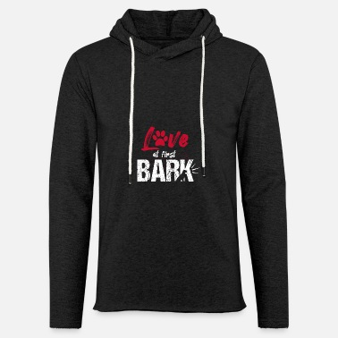 Animal Rescue Animal Rescue - Love At First Bark - Unisex Sweatshirt Hoodie