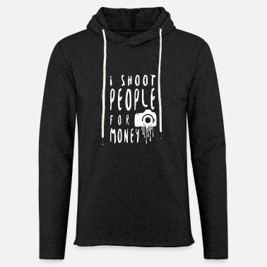 I shoot people! - Unisex sweatshirt hoodie