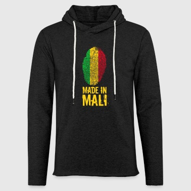 Mali Made In Mali - Sweat-shirt à capuche léger unisexe