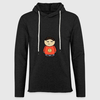 Suspected cartoon character - gift idea - Light Unisex Sweatshirt Hoodie