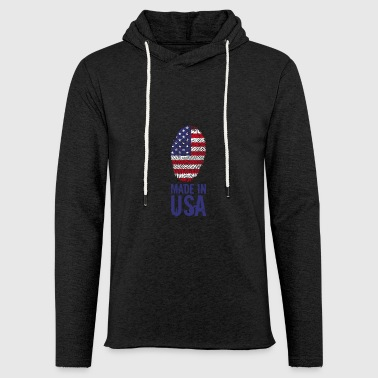 Made in USA / Made in USA Amerika - Lichte hoodie unisex