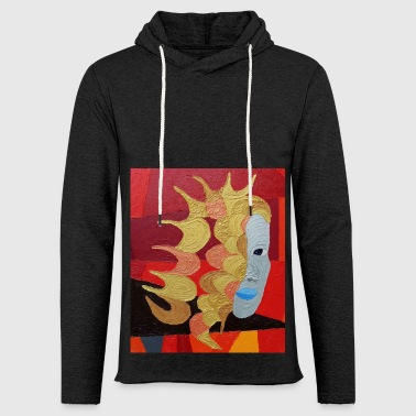 We speak for the dead - Lichte hoodie unisex