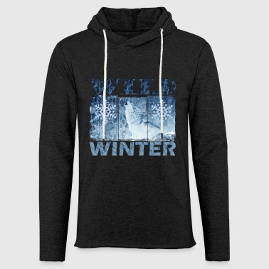 winter - Light Unisex Sweatshirt Hoodie