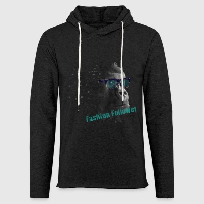 Gorilla fashion - Light Unisex Sweatshirt Hoodie