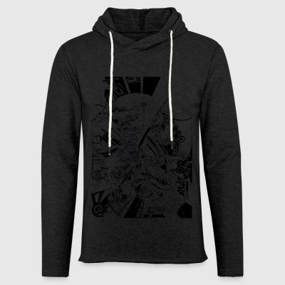 Spreadshirt1 - Light Unisex Sweatshirt Hoodie