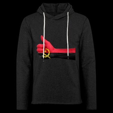 angola collection - Light Unisex Sweatshirt Hoodie